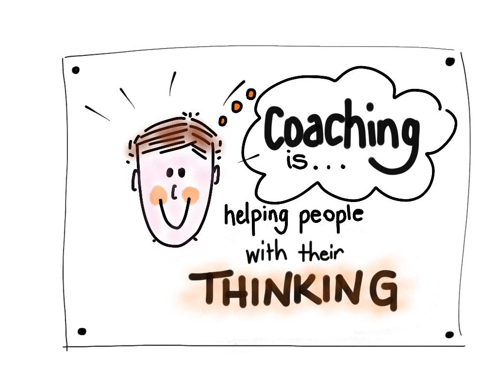 coaching is...orange