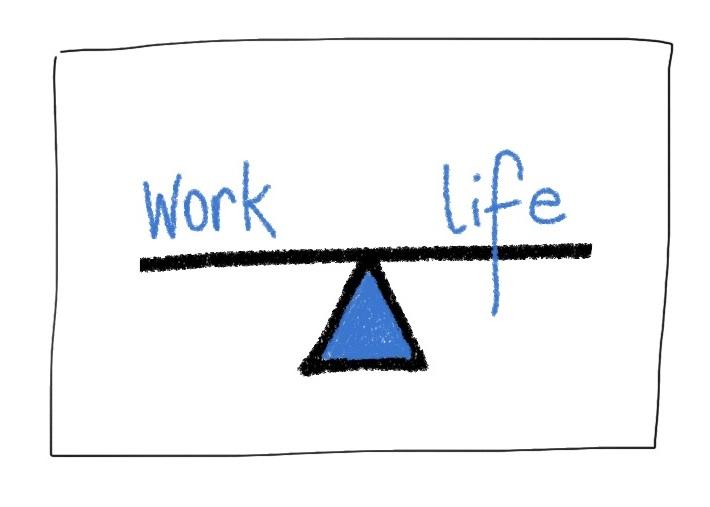 work v life bal blue 2